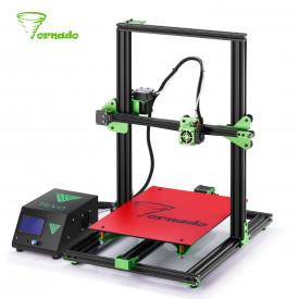 Tevo Tornado Impressora 3D Quadro de Alumínio DIY 3D Printer Kit