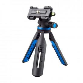Tripé Extensível para Celular e Câmeras DSLR Apexel