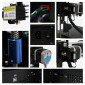 Anycubic i3 Mega Full Metal Completo DIY Impressora 3D Printer