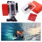 Boia de Flutuação + Tampa Traseira Para GoPro Hero 1 2 e 3