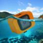 Boia de Flutuação Para Câmera GoPro Hero 4 Session e Hero 5 Session