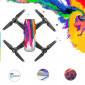 Adesivos Decorativos Drone DJI Spark Pgytech
