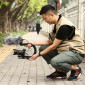 Suporte Estabilizador Manual Para GoPro e Câmeras DSLR Mini-DV