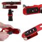 Estabilizador Manual Steadicam para Câmeras DSLR e Câmeras de Ação