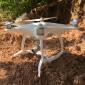 Extensor de Trem de Pouso Para Drone DJI Phantom 4 Sunnylife