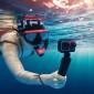 Filtro de Mergulho Snorkel para DJI Osmo Action Pgytech Master