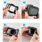 Suporte Frame para GoPro Hero 8 Black Telesin