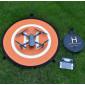 Heliponto Pista de Pouso Drone DJI Mavic Pro Air Phantom Pgytech 75cm