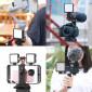 Iluminador de Led para Câmeras Profissionais DSLR Ulanzi VL49