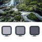 Filtros ND4 ND8 ND16 para GoPro Hero 5 Black 6 Black 7 Black Telesin