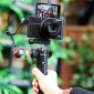 Microfone Externo Cardioide para Câmeras e Celulares - Sairen VM-Q1