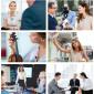 Microfone de Lapela para GoPro / Câmeras DSLR / Celular - Sairen S-Lav