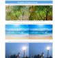 Protetor de Sol Sunhood Lente Drone DJI Phantom 4 Pro/Pro+ 4 Adv/Adv+