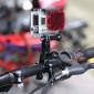 Suporte Guidão Bicicleta Bike Para GoPro e Câmeras Similares