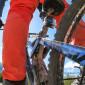 Suporte de Guidão Barra Tubular GoPro Handlebar Seatpost Pole Mount GRH30