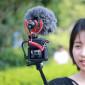 Suporte para Adaptador de Microfone Externo para GoPro Hero 5 6 7 - Vijim