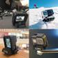 Suporte Rogeti Slopes Multi Facetas Para Câmeras GoPro Hero