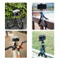 Tripé Flexível para Celular / Câmeras DSLR / GoPro - Apexel